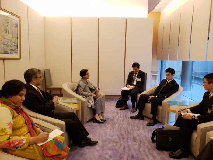 Foreign Secretary visit to Japan.