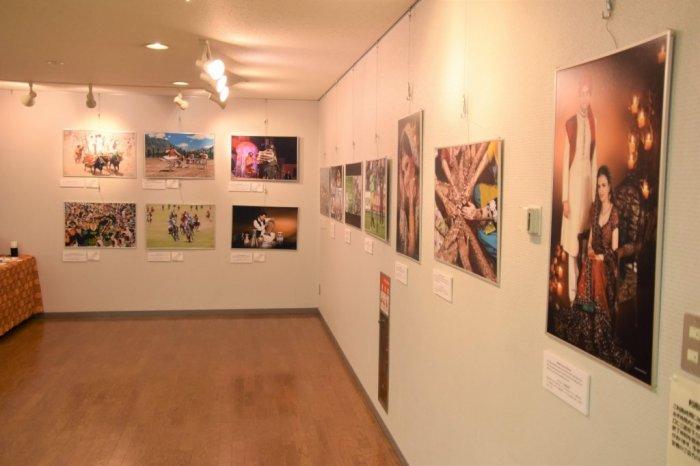 Photo Exhibition on Pakistan held at Takanawa Civic Centre.