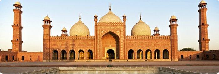 Badshahi Mosque Lahore, Punjab